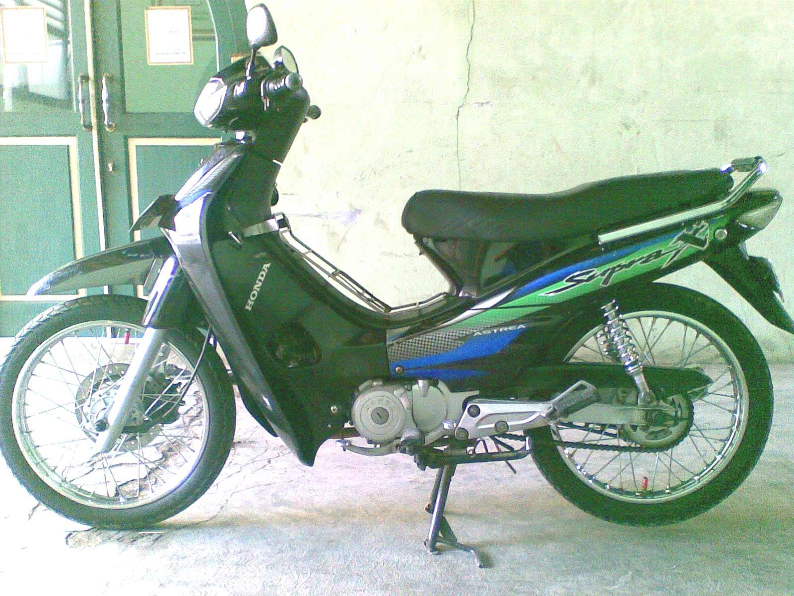 Eksistensi Honda Supra Dari Tahun 1997 Hingga Kini WARUNGASEP