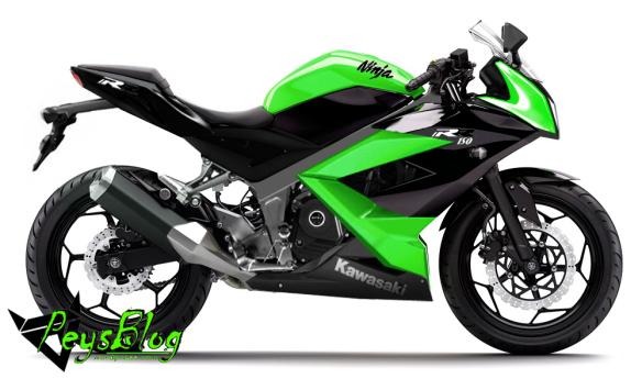 Kawasaki Ninja 150cc 2tak Mati Kawasaki 200cc Lahir Lalu