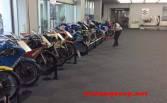 line up motor balap suzuki