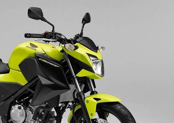 honda cb250f 2016 kuning