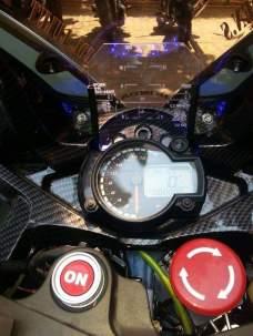 speedometer el flanker