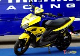 aerox warna kuning