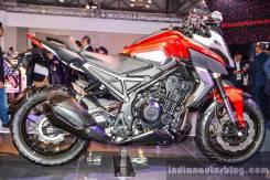 Konsep sport adventure dari India, Honda CX-02 Concept