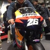 adi naik nsf250f tokyo motorcycle show 2016