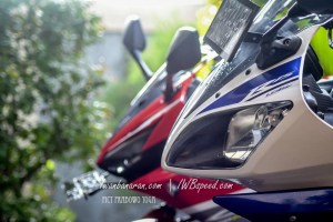 komparasi headlamp cbr vs r15