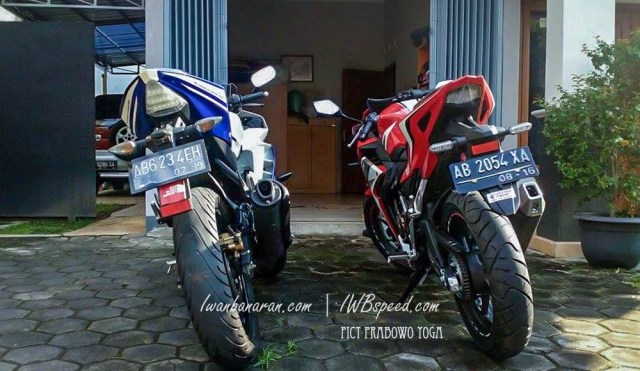 stoplamp cbr vs r15