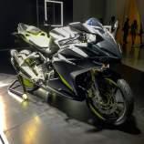 cbr hitam hijau 250cc