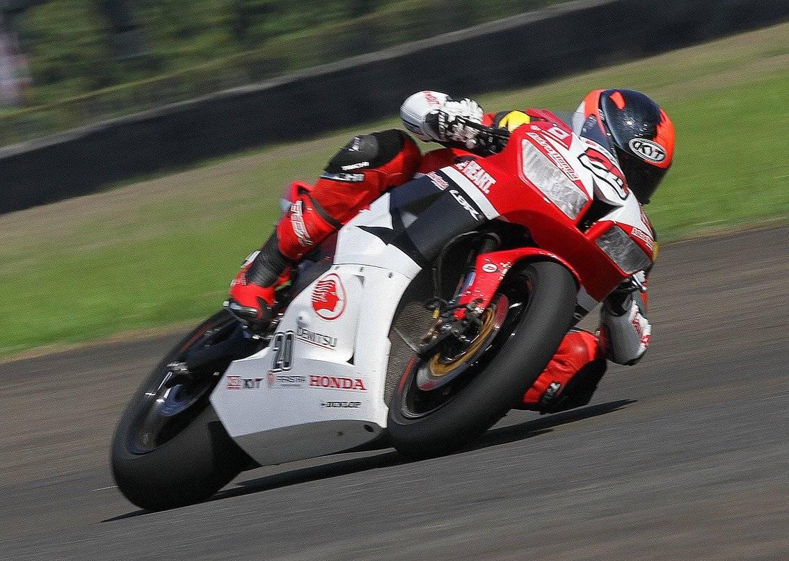 Honda CBR600RR ndalan Tim AHRT Indonesia