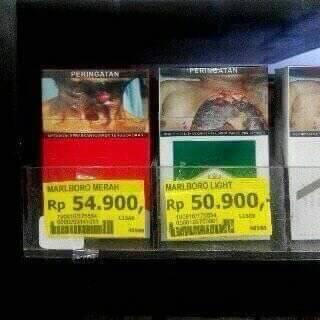harga rokok naik 50ribu