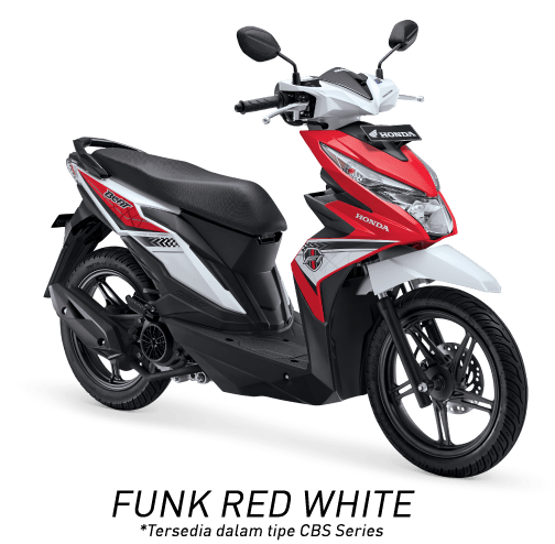 warungasep all new honda beat funk red white