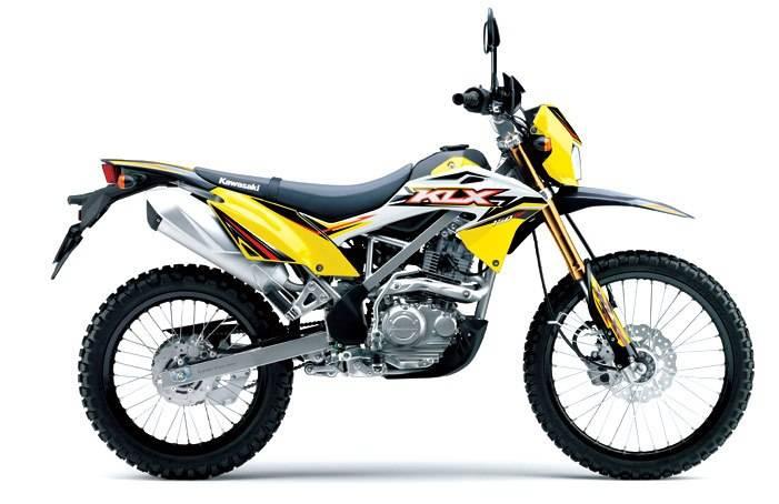 26 Gambar Motor Klx Warna Kuning Ide Penting