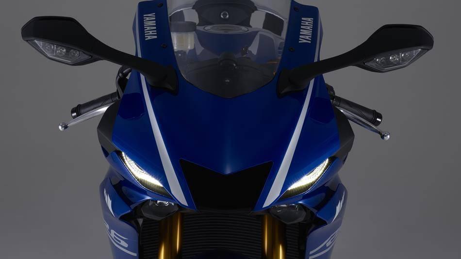 Foto Detail Dan Fitur Yamaha Yzf R6 Facelift Lengkap Warungasep