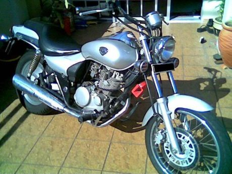 Modenas Jaguh 125