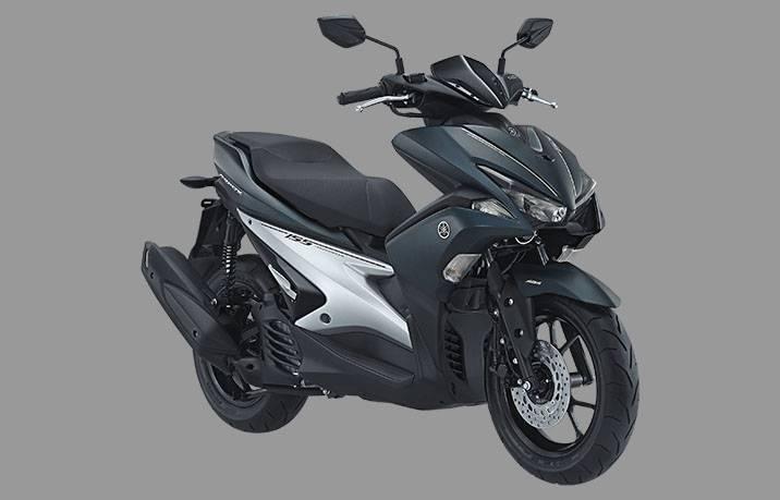 aerox-150cc-hitam-doff