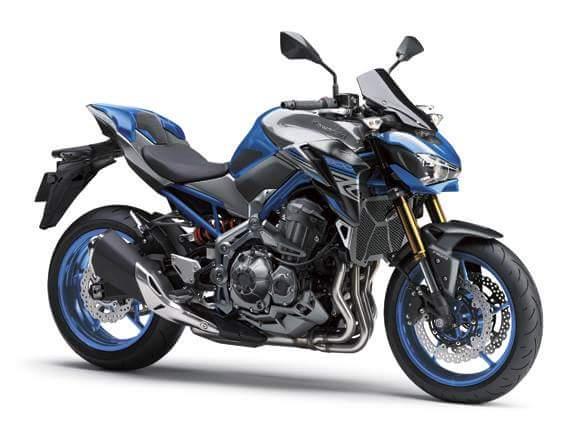 Kawasaki Z900 Concept