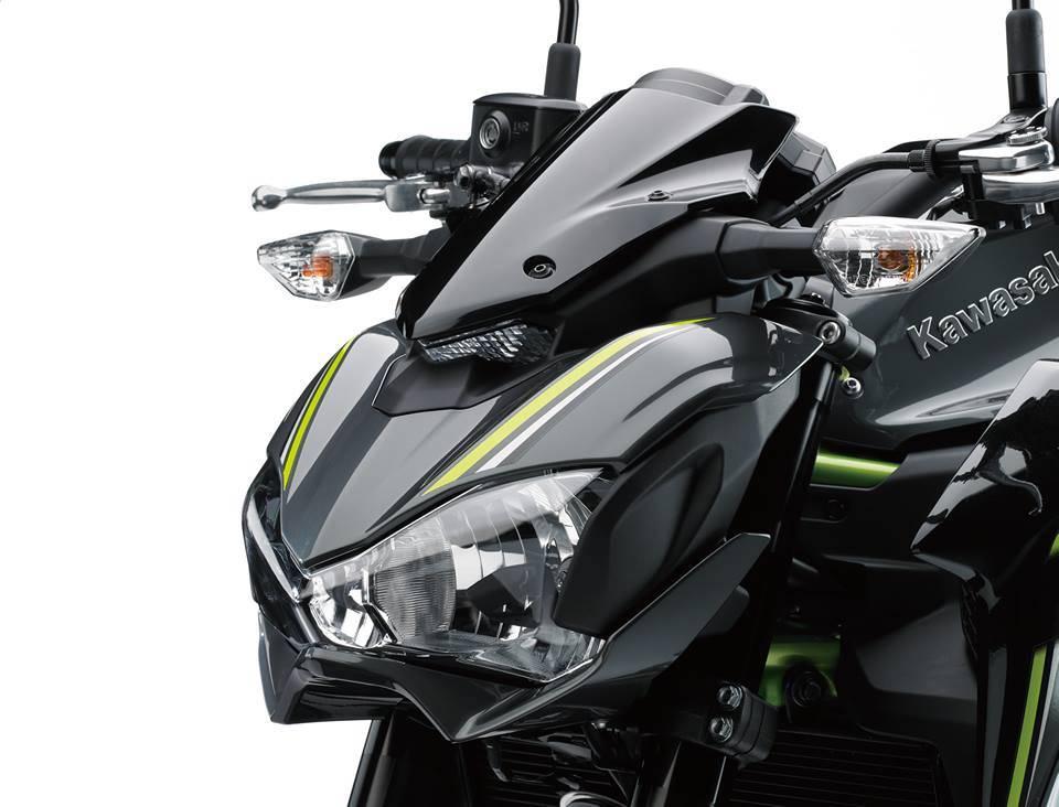 Kawasaki Z900 2017 Dirilis Harga Rp 225jutaan Jadi Moge 4 Silinder