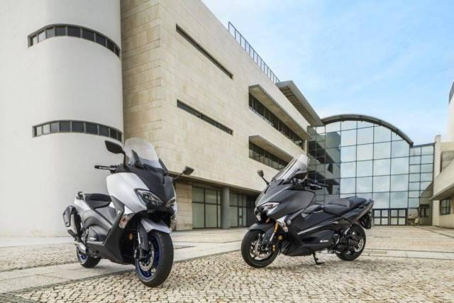 Yamaha TMAX terbaru 2017