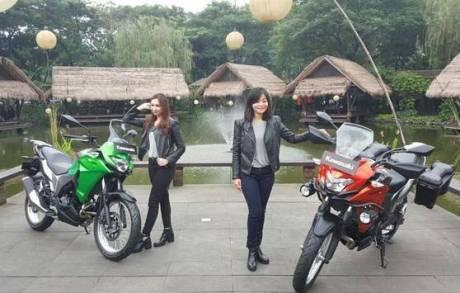 Kawasaki Versys X 250 Resmi Rilis di Indonesia