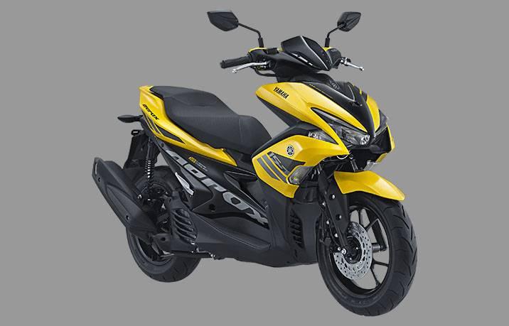 yamaha-aerox-kuning