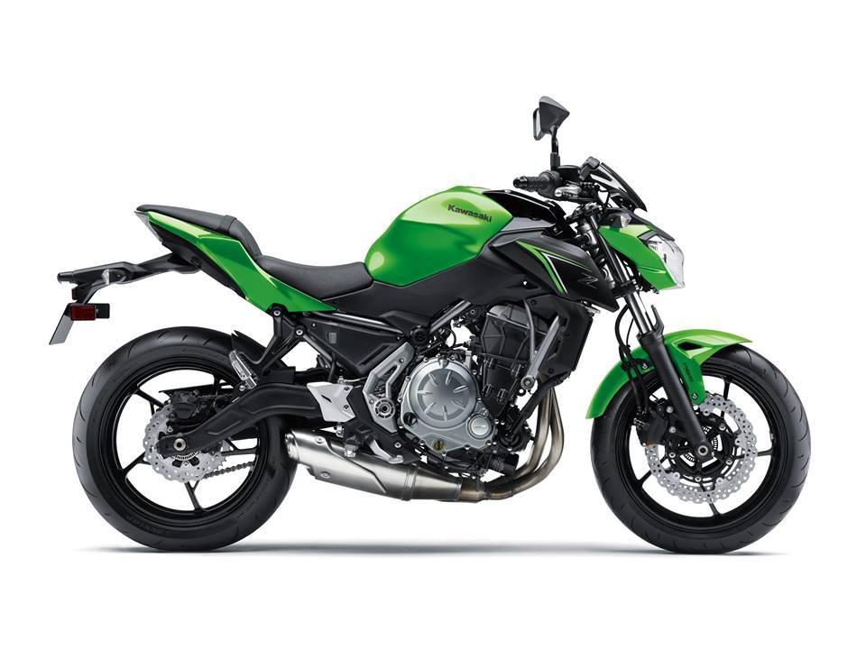 z650-hijau