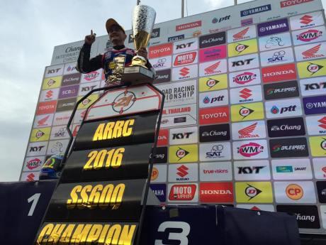 Zaqhwan Zaidi juara asia ss600