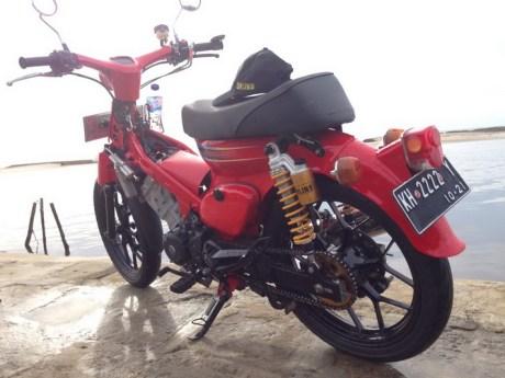 Suspensi Ohlins Honda C70