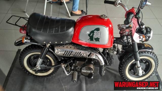 Honda Monkey Custom Dealer Honda Netral Jaya Motor
