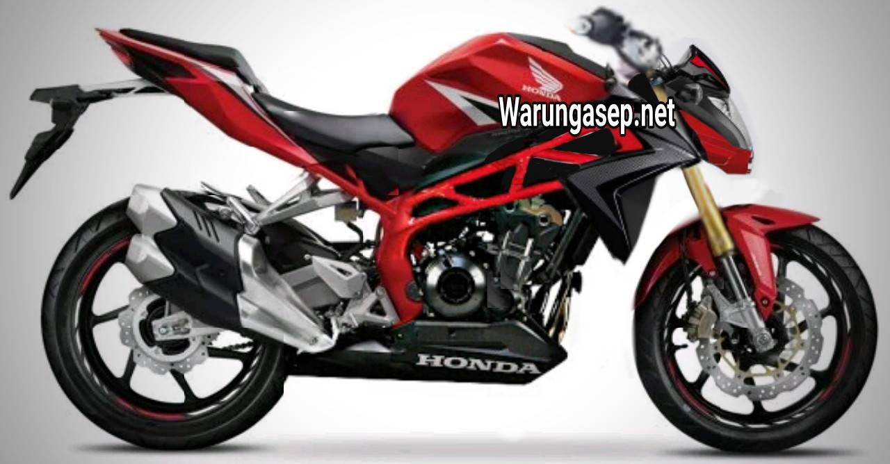 Prediksi motor Honda baru 2017