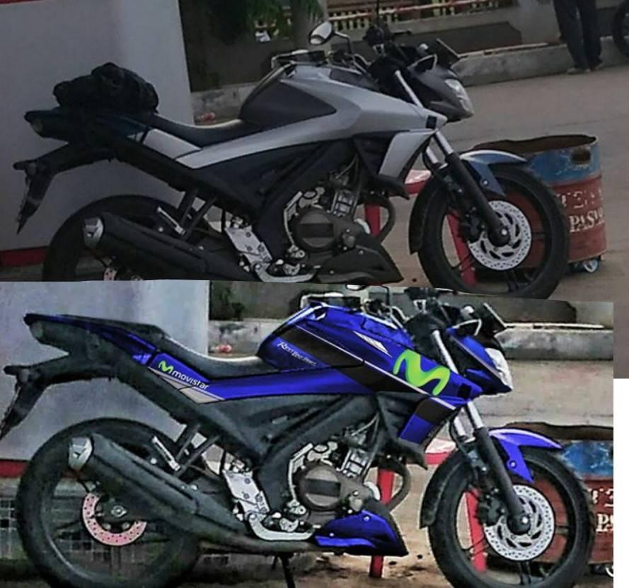 Ada 2 Kode Produk Yamaha BK6 dan BK6-R... Apakah Vixion Baru Ada 2 Tipe? Yamaha Vixion-R?