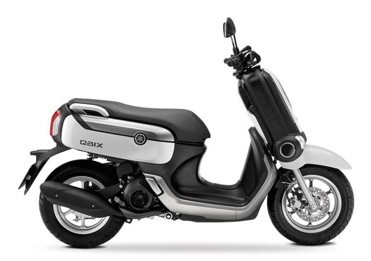 Yamaha Qbix 125cc 2017 Skutik Baru Yamaha Thailand Berbentuk