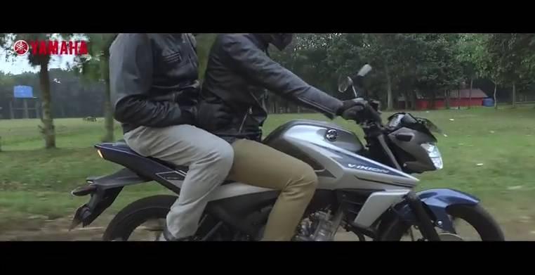 Video Iklan Tvc All New Yamaha Vixion Perlihatkan Cerita Haru Ayah