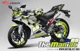 konsep modifikasi all new yamaha r15 iannone