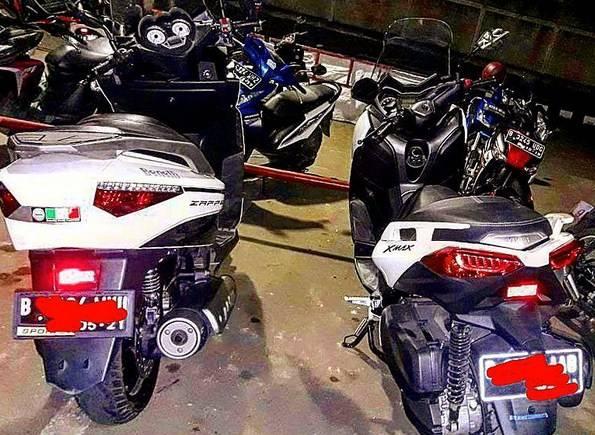 Honda Motor Terlaris Di Thailand Yamaha Ke 2 Dan Yang Ke 3 Bukan Kawasaki Juga Bukan Suzuki Warungasep