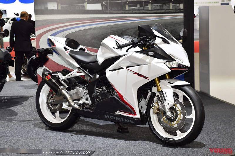 cbr250rr white