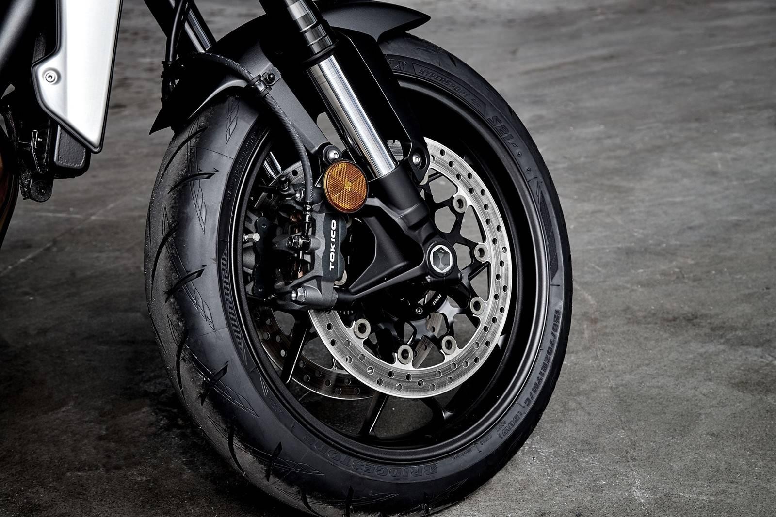 Honda CB1000R 2018 ban