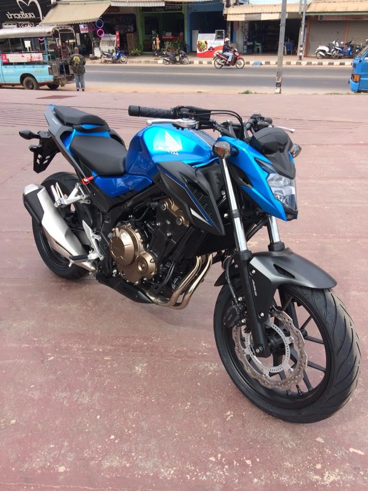 cb500f biru