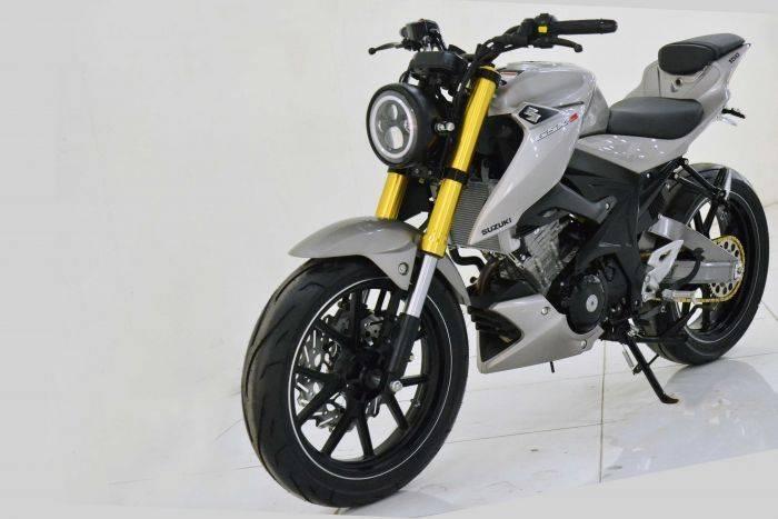Suzuki GSX Bandit, Ini Dia Nama Produk Baru Suzuki Yang Ditunggu!