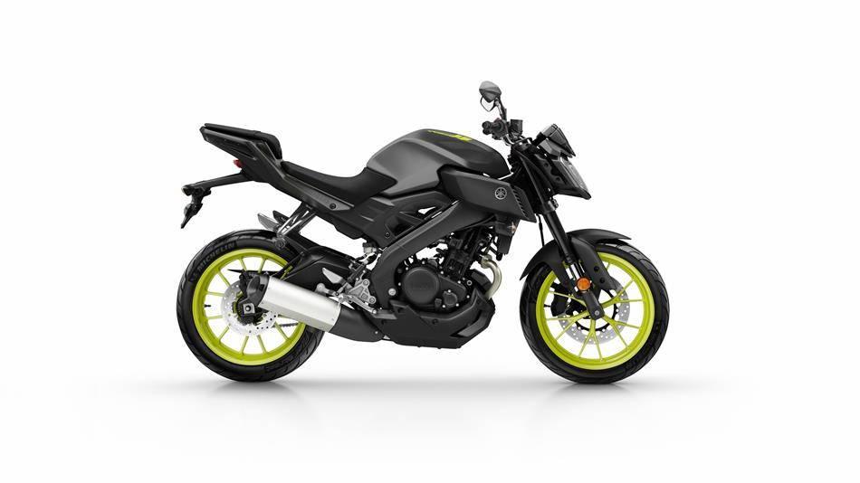 Yamaha MT-125 2018 Juga Ikut Pakai Velg Fluo, Makin Cool dan Radikal!