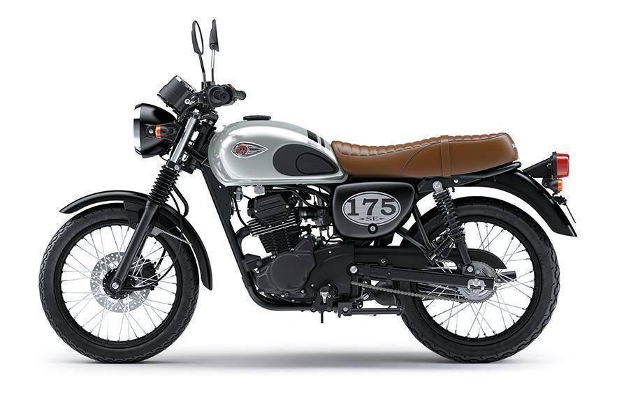 Penjualan Kawasaki W175 Januari 2018 Ternyata Sampe Ribuan Unit Juga...