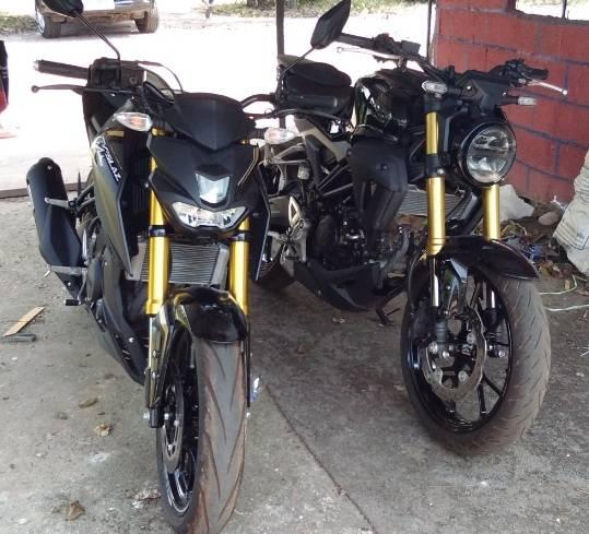 Adu Ganteng Yamaha Xabre vs Honda Exmotion, Mana Yang Paling Keren?