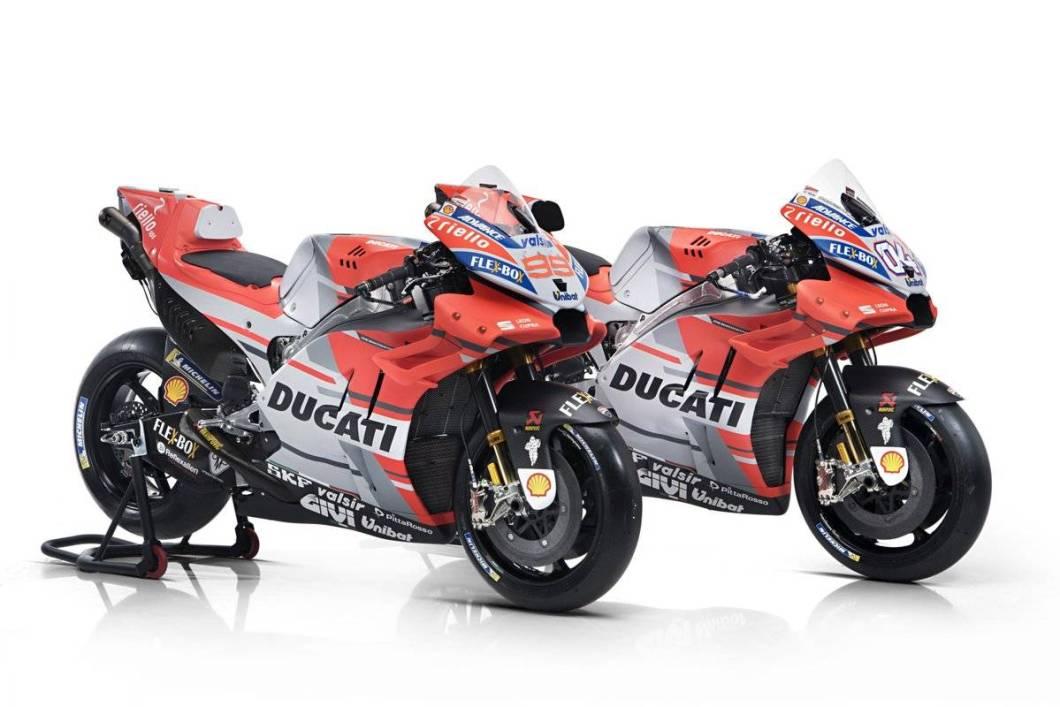 Ducati Desmosedici 2018 4