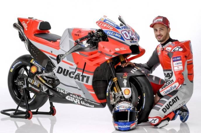 Ducati Desmosedici 2018 6