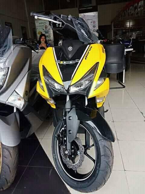 aerox 1 kuning