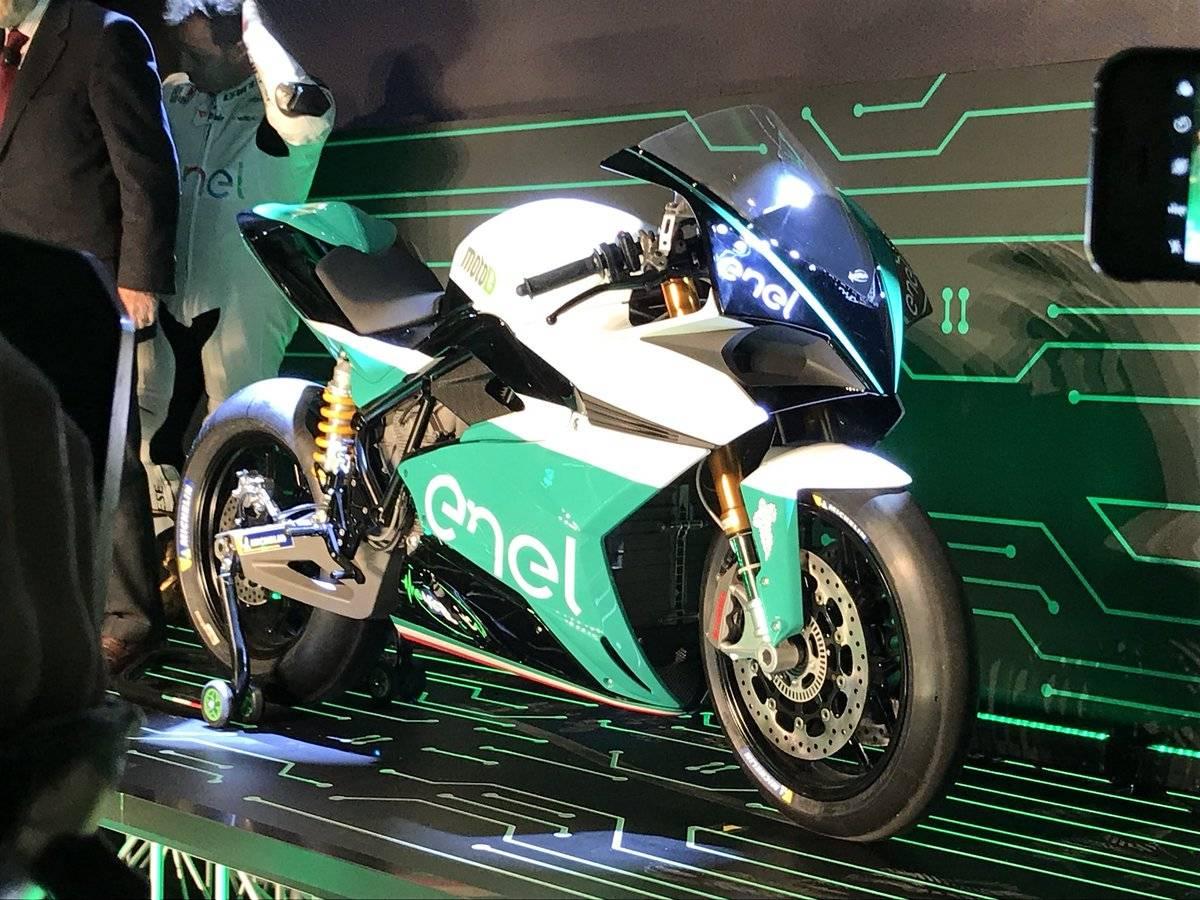 motor listrik motogp 1