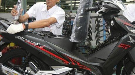 Honda Supra X 125 2018 Masih Belum Facelift Harga Mulai Rp