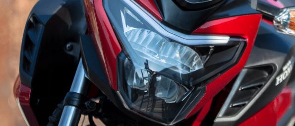Begini Tampang Honda Megapro Facelift!!! Kok Ganteng ya...?