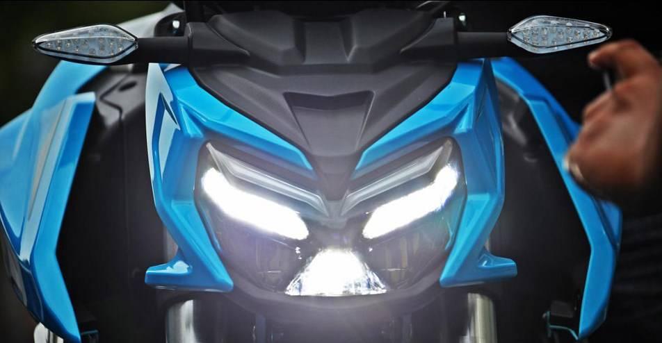 fk headlight