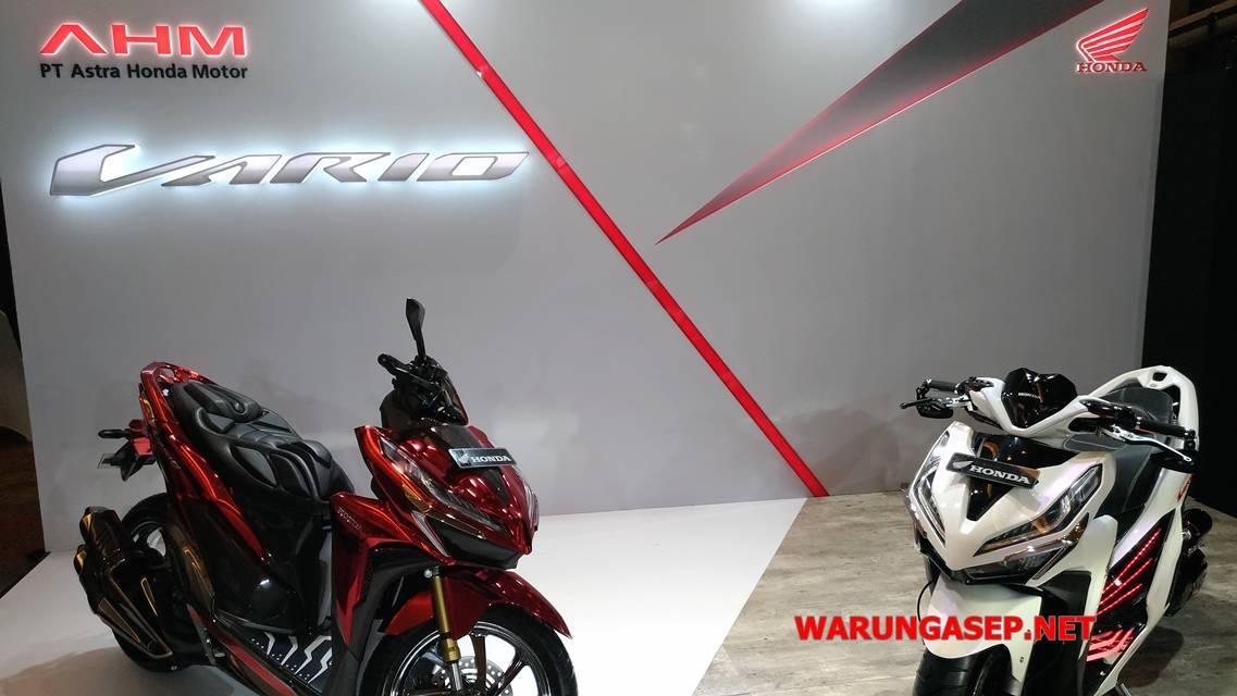 honda vario 2018-113- warungasep