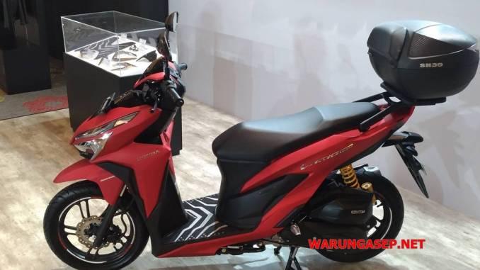 Warungasep Net Foto Diatas Adalah Sosok Honda Vario 150