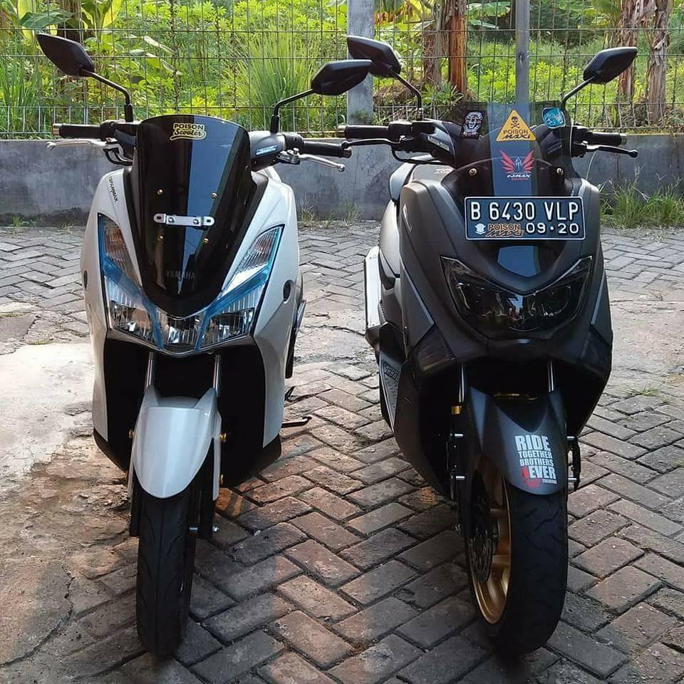 Galau Pilih Mana Antara Yamaha Lexi 125 Atau Nmax 155 Berikut